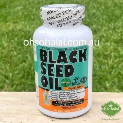 Black Seed Oil - 90 Softgel Capsules 500mg