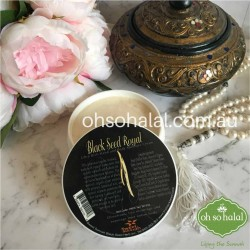 Black Seed Royal Ultra Rich Hand and Body Moisturizing Cream - 120ml