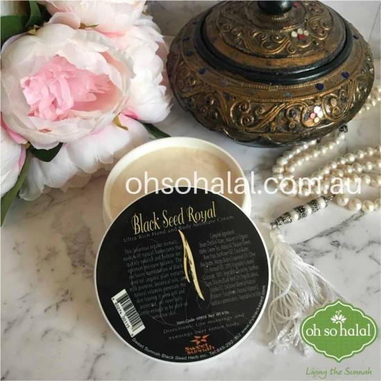 Black Seed Royal Ultra Rich Hand and Body Moisturising Cream