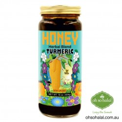 Black Seed Turmeric Ginger Honey
