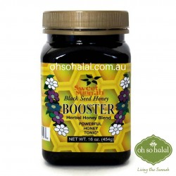 Black Seed Honey Nutritional Booster (Close to Expiry Date)