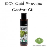 Castor Oil Cold Pressed 120 ml