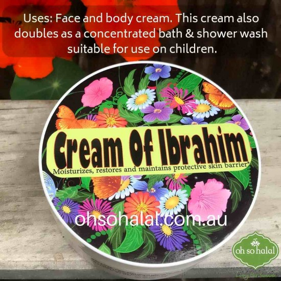 Cream Of Ibrahim for Eczema and Psoriasis
