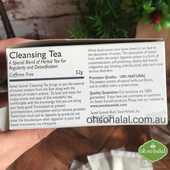 Detox Cleansing Tea 30 Bags