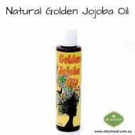 Natural Golden Jojoba Oil