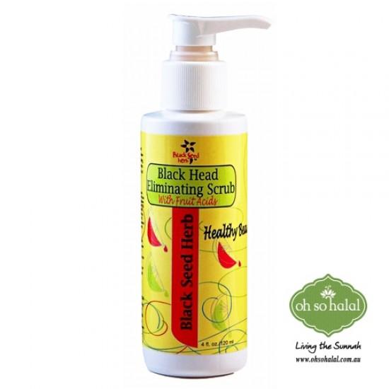 Natural Blackhead Eliminating Scrub - 120ml