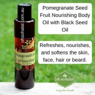 Pomegranate Seed Fruit Nourishing Body Oil - 120ml