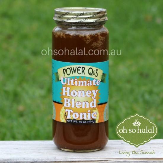 Power QS Nutritional Honey Blend
