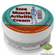 Sore Muscle/Arthritis Cream - 140g