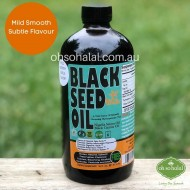 Sweet Sunnah Black Seed Oil - Mild Taste 473ml