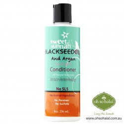 Black Seed Oil and Argan Nutrient Conditioner