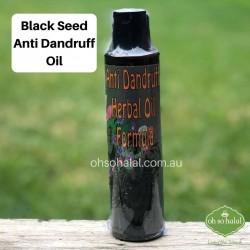 Anti Dandruff Herbal Formula