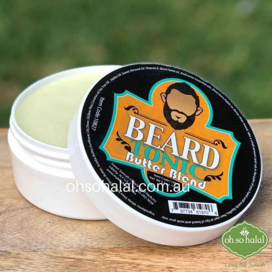 Beard Tonic Butter Blend