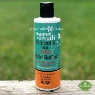 Black Seed Oil and Henna Herbal Shampoo
