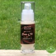 Black Seed Rose Oil and Vitamin A Facial Moisturiser