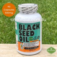 Black Seed Oil - 90 Softgel Capsules 500mg