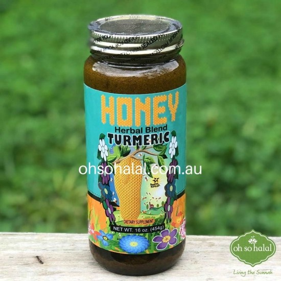 Black Seed Turmeric Ginger Honey  (Short Expiry Date)