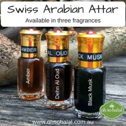 Swiss Arabian Fragrance Attar