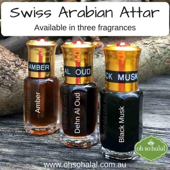 Swiss Arabian Fragrance Attar