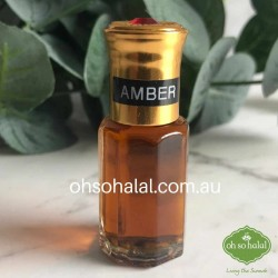 Amber Attar Perfume Oil