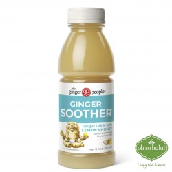 Ginger Soother with Lemon & Honey - 360ml