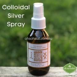 The Original Colloidal Silver Spray